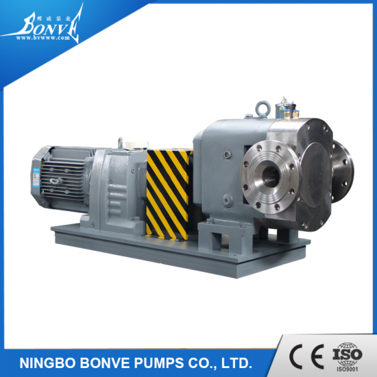 Sugar Rotary lobe pumps